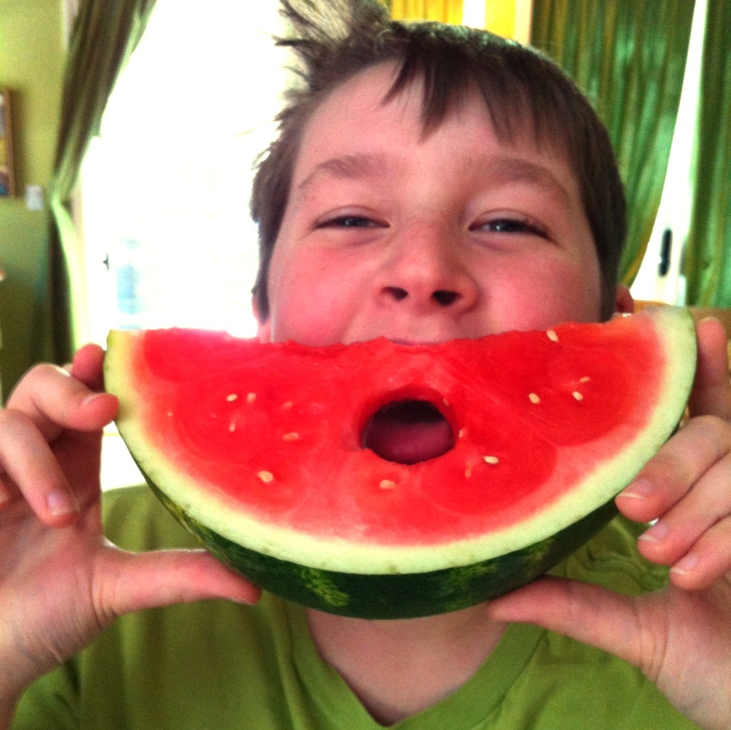 will watermellon smile